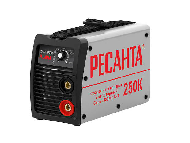 Сварочный аппарат инверторный Ресанта САИ 250 К (компакт)