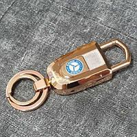 Электроимпульсная USB зажигалка M Gold