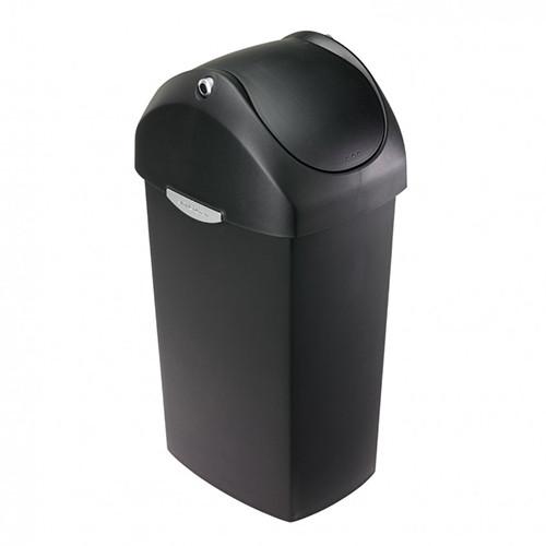 Урна для мусора с поворотной крышкой 40л SWING (CW1336)