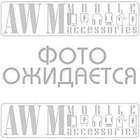 Чехол Flip cover with window iPhone 4 (белый)