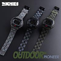 Спортивные часы SKMEI 1304/Green. Японский механизм Miyota.