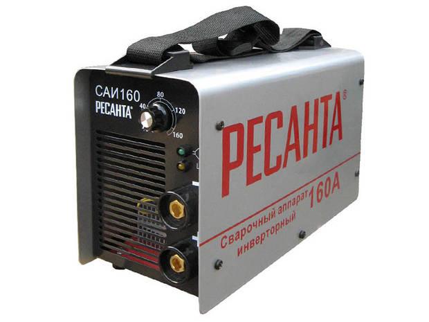 Сварочный аппарат инверторный Ресанта САИ 160
