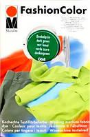 Краситель для ткани MARABU 30мл 174023068 Зеленый темный
