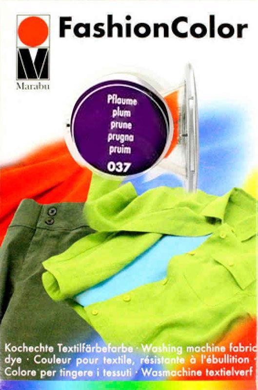 Краситель для ткани MARABU 30мл 174023037 Сливовый