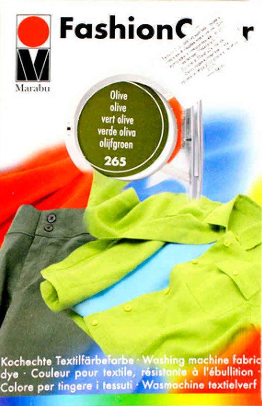 Краситель для ткани MARABU 30мл 174023265 Оливковый