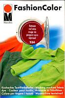 Краситель для ткани MARABU 30мл 174023234 Красный темный