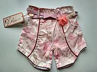Модные детские шорты на девочку, фото 1