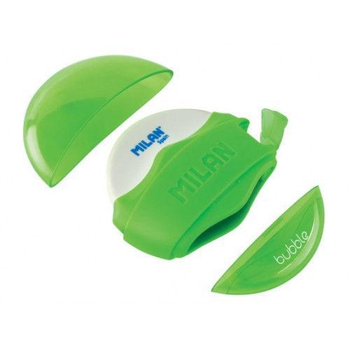 Ластик-резинка с точилкой MILAN Bubble 4704116