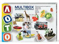 Игра детская DankoToys DT L40M Лото - MultiBox
