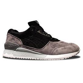 Мужские кроссовки Asics Gel Lyte III Grey Black