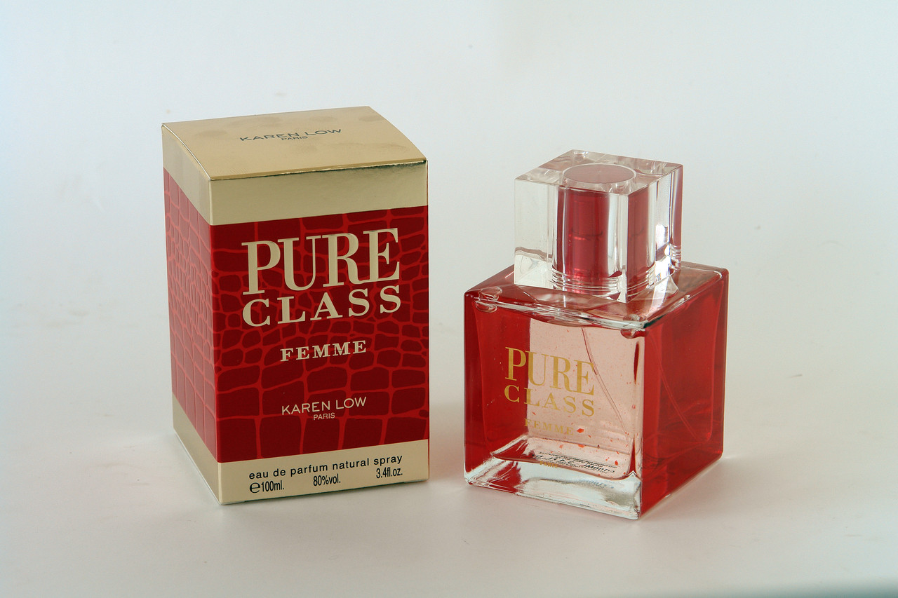 Женская парфюмированная вода Pure Class Karen Low W 100ml