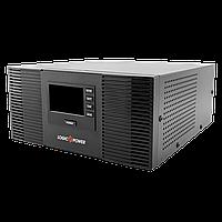 ИБП LogicPower LPM-PSW-1500VA (1050Вт) для котлов и аварийного освещения 12В