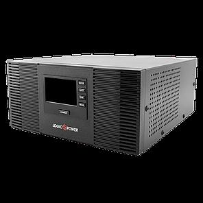 ИБП LogicPower LPM-PSW-1500VA (1050Вт) для котлов и аварийного освещения 12В, фото 2