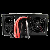 ИБП LogicPower LPM-PSW-1500VA (1050Вт) для котлов и аварийного освещения 12В, фото 3