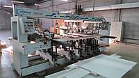 Homag Machinery NBT200/6 бу cверлильно-присадочный станок проходной, фото 1