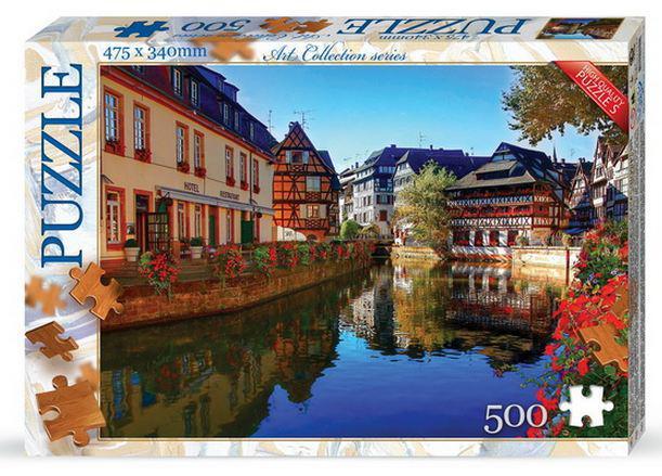 Пазлы DankoToys 500 эл. DT C500-07-04 475*340 Art Collection series