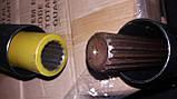 Кардан усиленный шлицевой 6*8 120см , фото 2