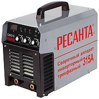 Сварочный аппарат инверторный Ресанта САИ 315