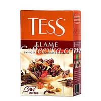 Чай чёрный  Tess Flame 90Г