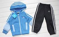 """Утепленный детский спортивный костюм """"Adidas"""", фото 1"""