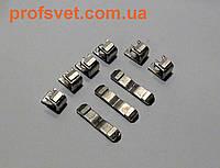 Комплект медных контактов пускателя ПМА-4 63А, фото 1