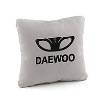 Автомобильная подушка Daewoo  флок, фото 1