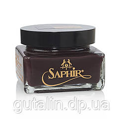 Крем для гладкої шкіри Saphir Medaille d'or Creme 1925 колір темно коричневий (05) 75 мл
