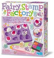 Набор для творчества 4M Фабрика по изготовлению печатей - Феечек 04652