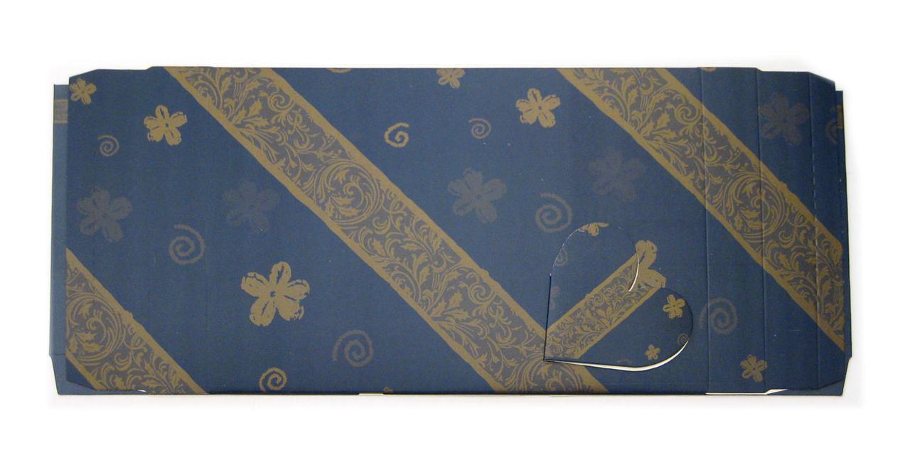 Коробка подарочная DIY QUICK BOX BXR250170140