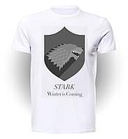 Футболка GeekLand Игра Престолов Games of Thrones Старк art GT.01.001