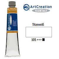 Краска масляная Royal Talens ArtCreation 200мл №105 Белила титановые 9016105M
