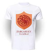Футболка GeekLand Игра Престолов Games of Thrones Таргариен art GT.01.002