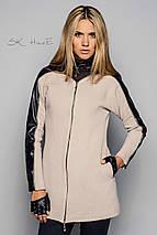 Пальто стильное женское  | Dsquared змейка sk, фото 3