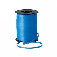 Лента для шариков. Цвет: Синий. Длина: 250м. Пр-во:Украина.