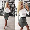 Элегантное деловое платье tez3103621