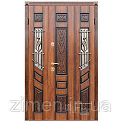 Дверь входная Agnia-128 Classik (KS) Патина