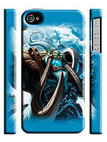Чехол World of Warcraft  для iPhone 4/4s