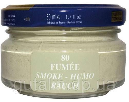 Увлажняющий крем для обуви Saphir Creme Surfine дымчатый (80) 50 мл