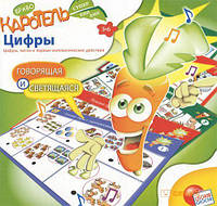 Электронная игра Liscianigiochi Каротина 'Цифры' (U36714-3) (158031)