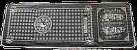 Массажный турмалиновый коврик с магнитами и биофотонами
