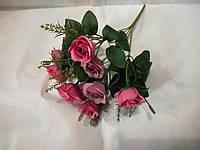 Букет роз шебби шик  розовый.