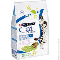 Корм Для Кошек Purina Cat Chow. Special Care Feline 3in1 15кг (7613034153746)