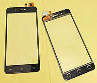 Оригинальный тачскрин / сенсор (сенсорное стекло) для Cubot R9 (черный цвет)