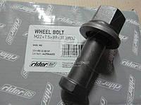 Шпилька крепления колеса М22x1,5x89x38 SW32 на автомобиль MAN, Mercedes (RIDER)