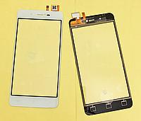 Оригинальный тачскрин / сенсор (сенсорное стекло) для Cubot R9 (белый цвет)