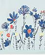 Бирюзовая кофта с цветами для девочки C&A Германия Размер 134, фото 3