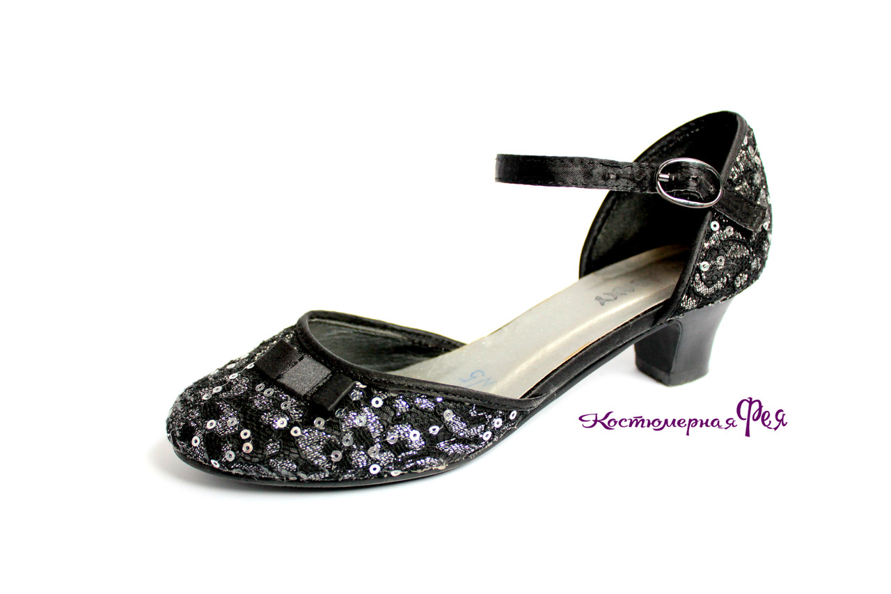 Туфли черные (артикул № 5 )
