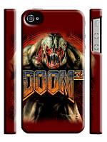 Чехол Doom 3  для iPhone 4/4s