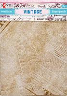 Декупажная карта-бумага 40*60см Santi 2л. Vintage 952473
