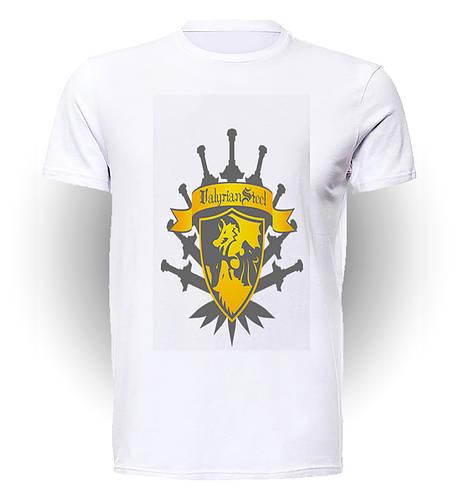 Футболка GeekLand Игра Престолов Games of Thrones Valyrian Steel art GT.01.014